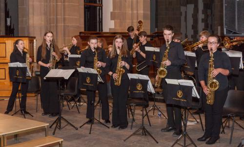 St Christopher's Jazz Band