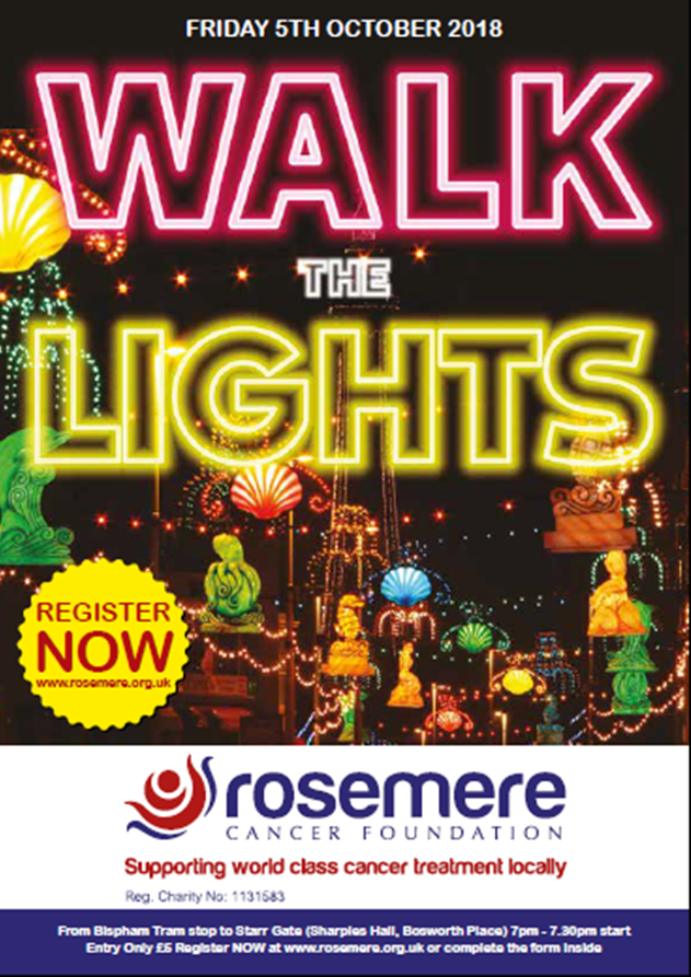 Walk The Lights Poster