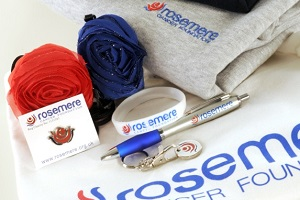 Rosemere Cancer Foundation shop