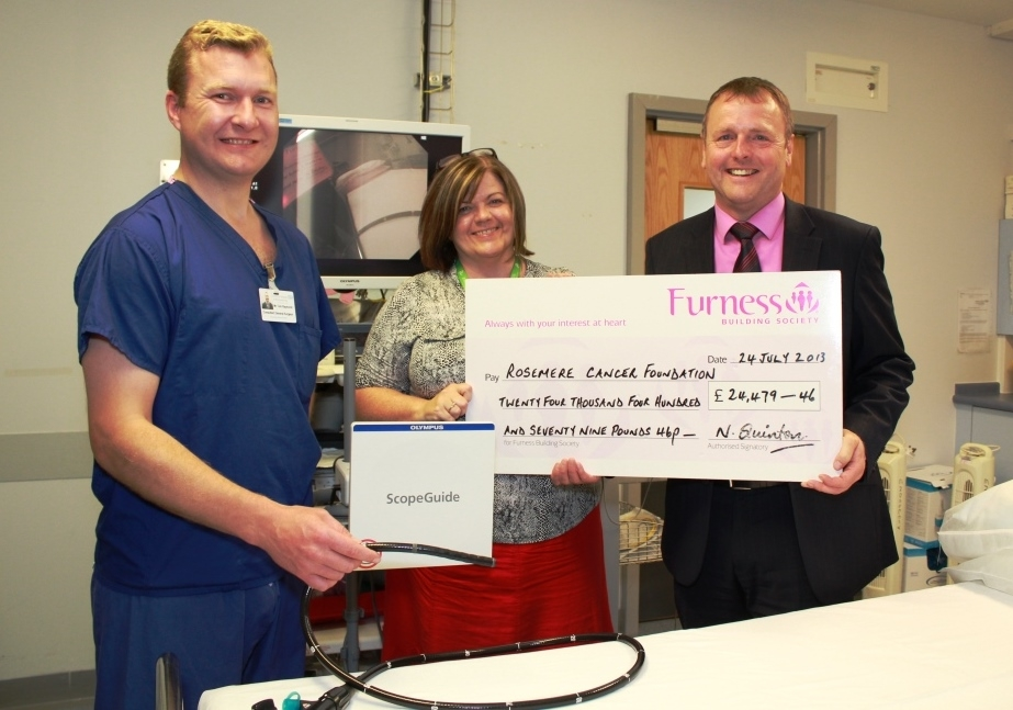 FBS Rosemere Scope Cheque