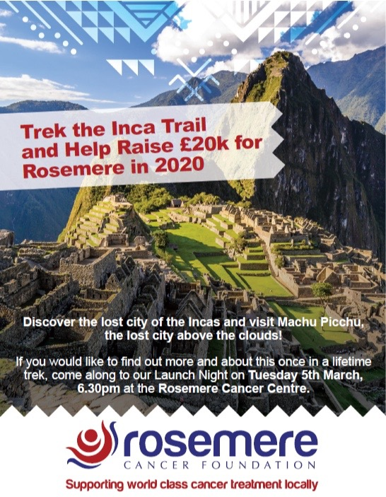 inca trail poster