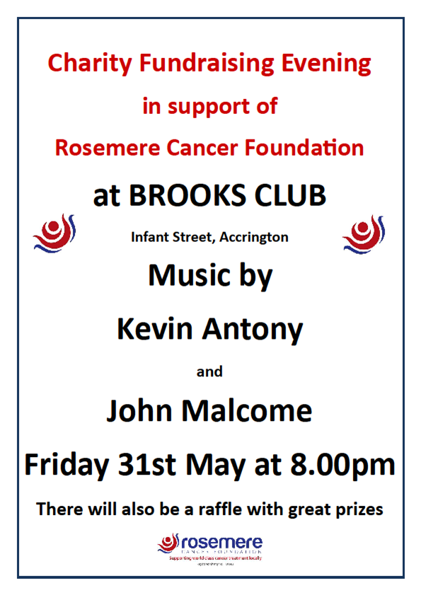 Poster for Brooks Club