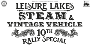 Leisure lakes rally Poster