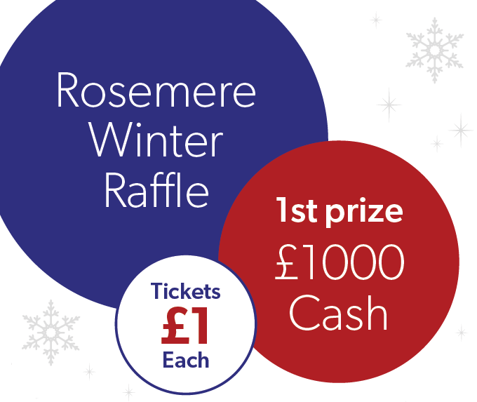 Rosemere winter raffle