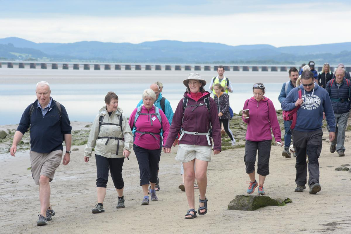 Cross Bay Walkers